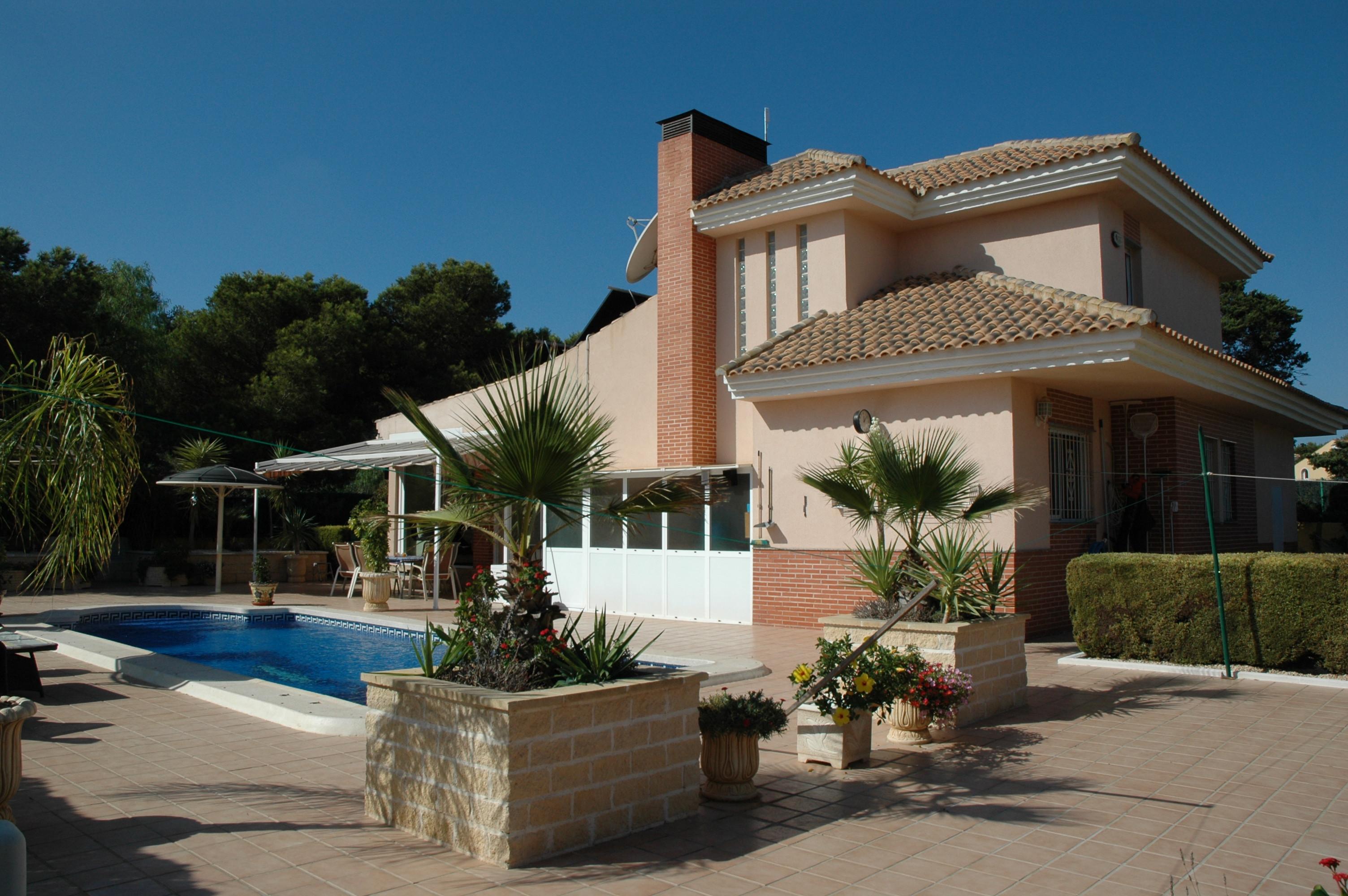 Ref:HO17 Villa For Sale in Playa Honda