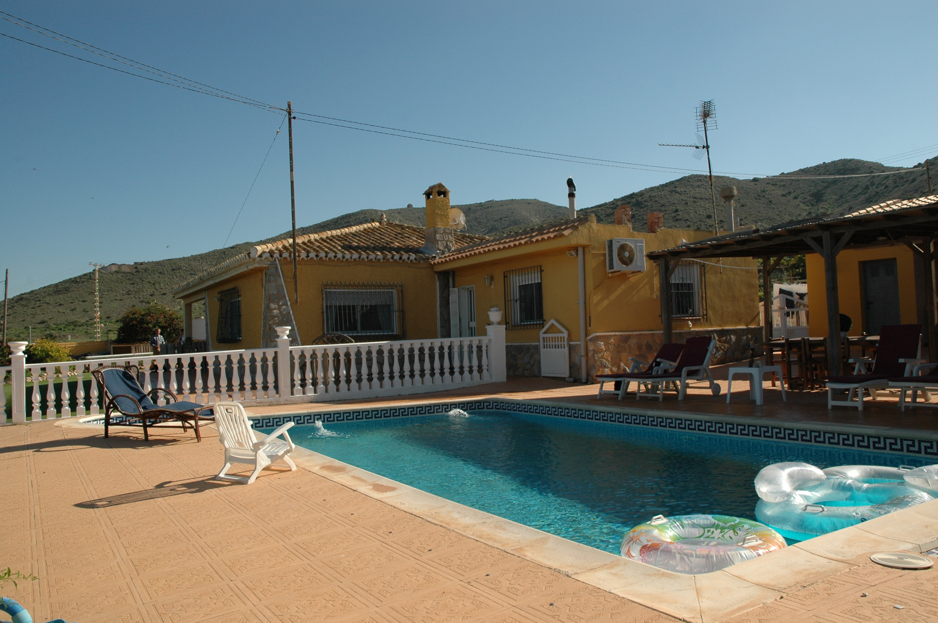 Ref:EB05 Villa For Sale in El Beal