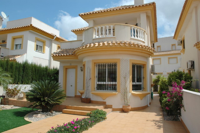 Ref:EA12 Villa For Sale in El Algar