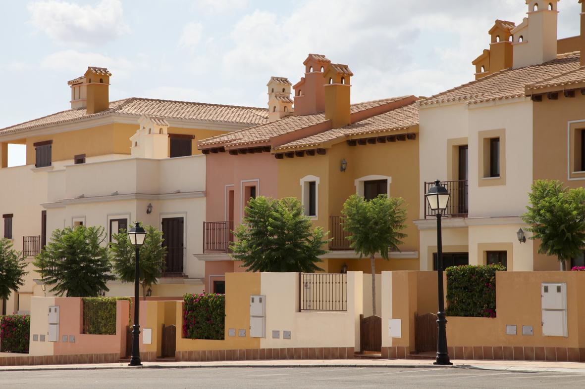 Ref:HDA Pueblo TH Town house For Sale in Fuente Alamo
