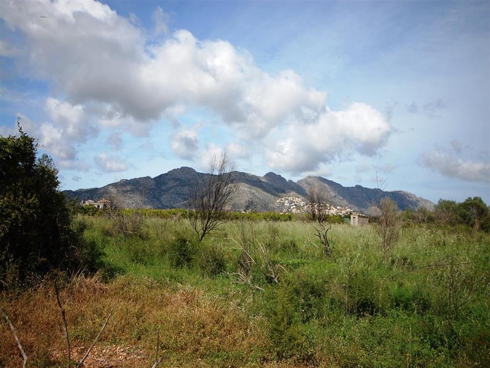 Land in Benidoleig