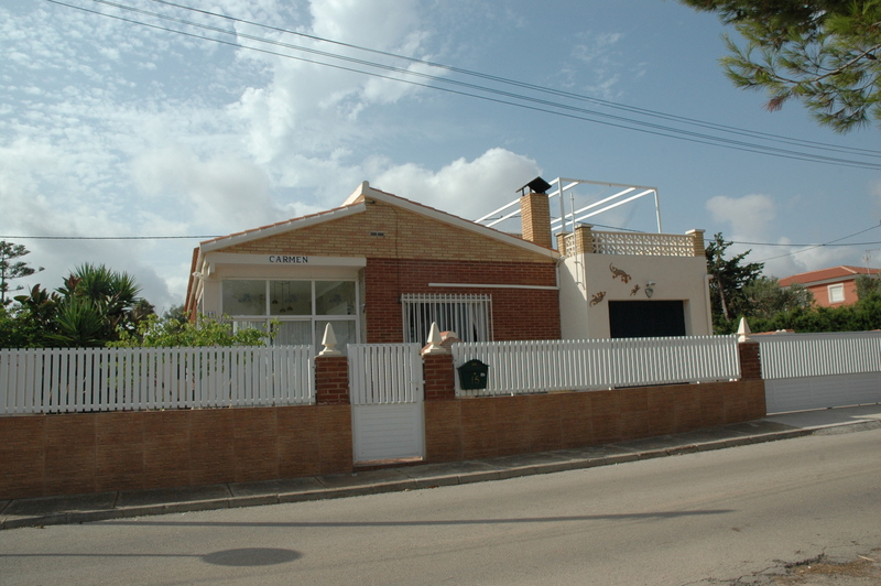 Ref:EC15 Villa For Sale in El Carmoli