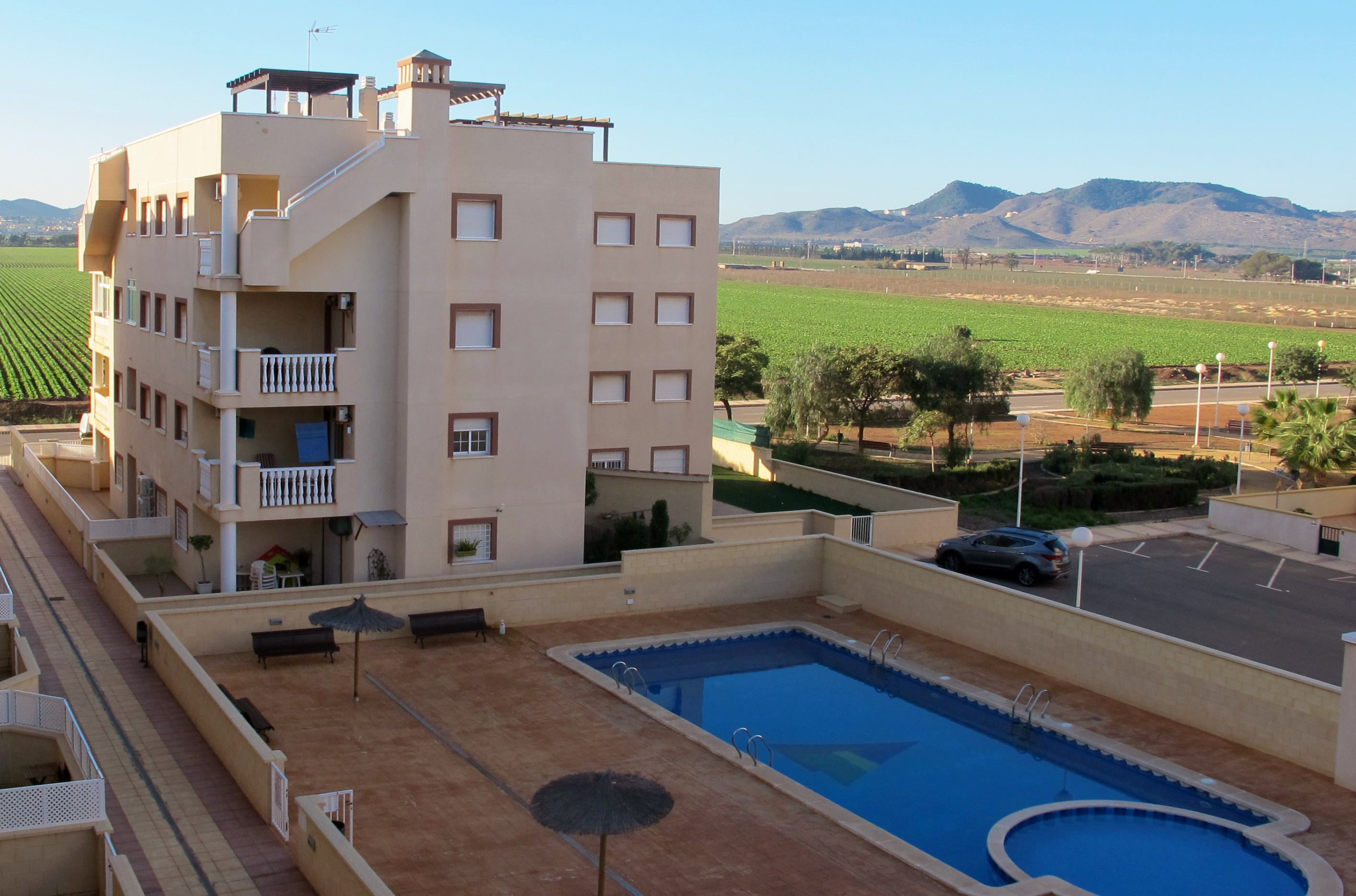 Ref:MAR-01 Apartment For Sale in Mar De Cristal