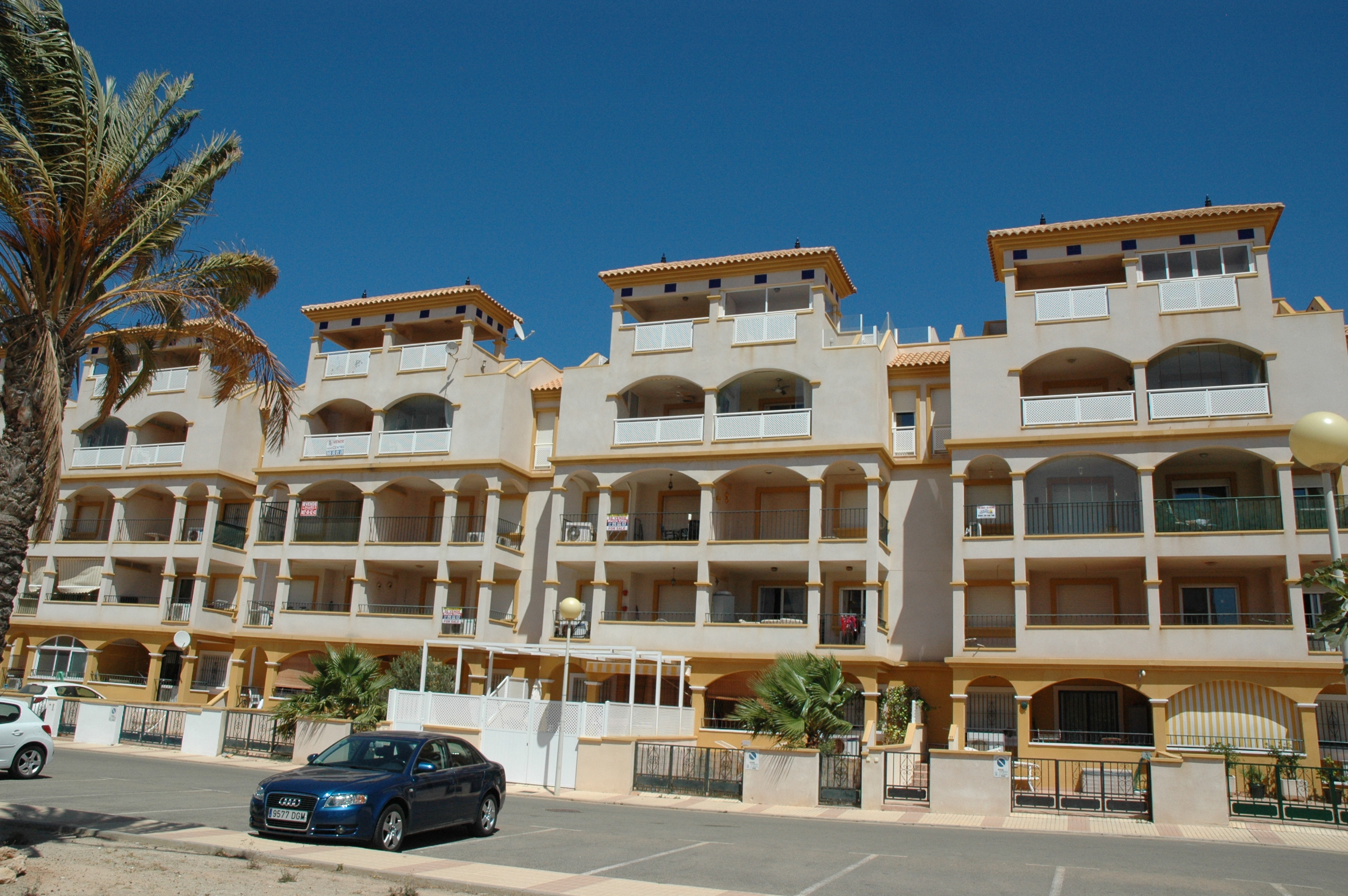 Ref:RB29 Apartment For Sale in Mar De Cristal