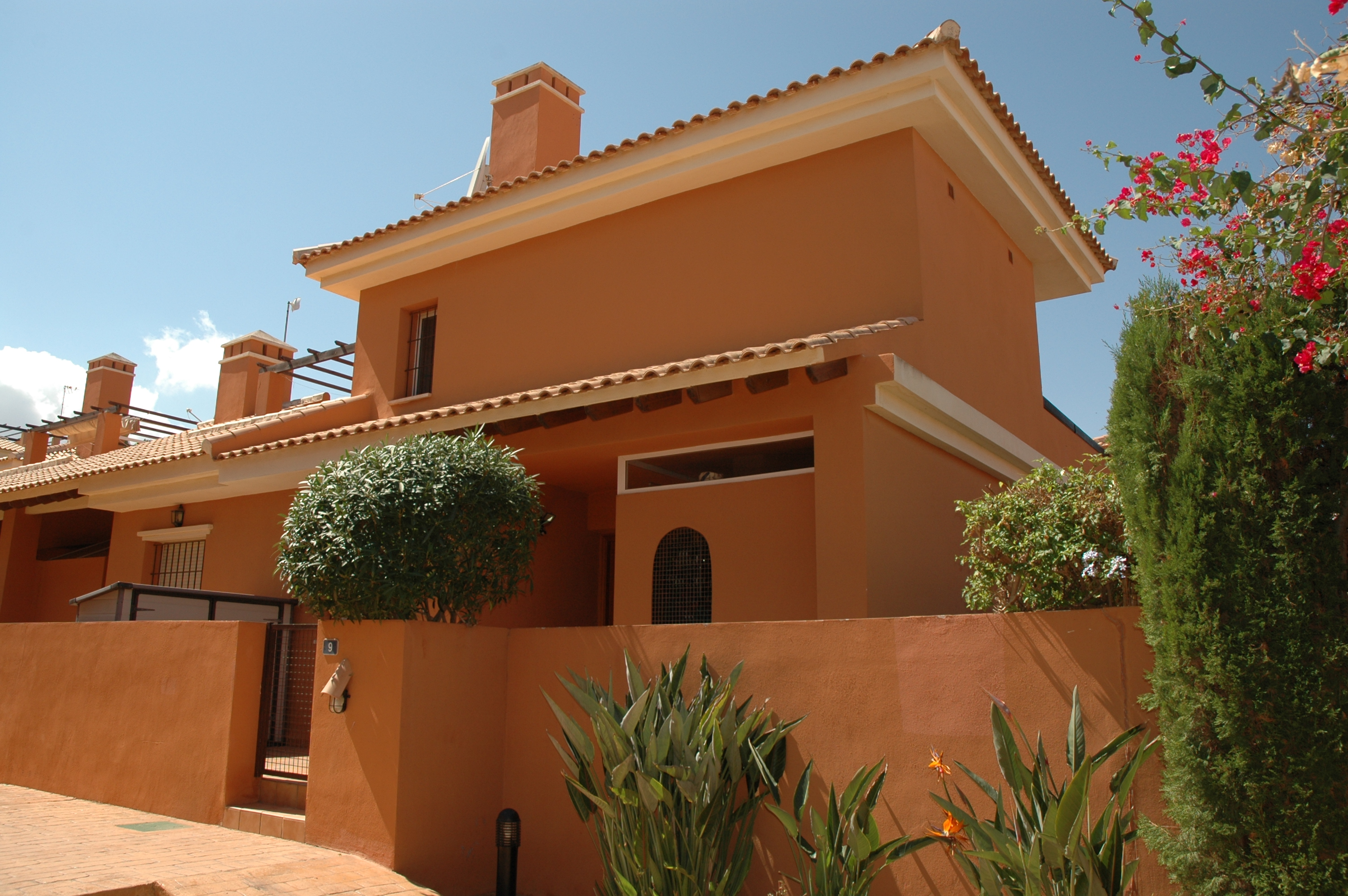 Ref:MAR-23 Villa For Sale in Mar De Cristal