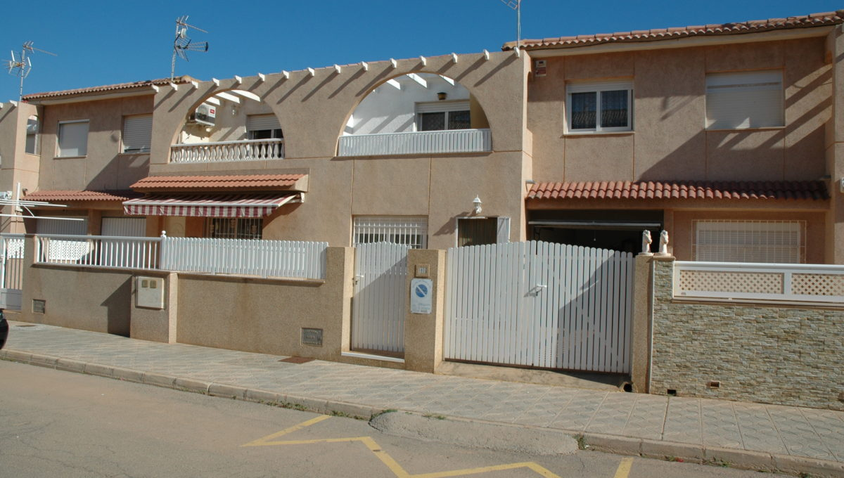 Ref:IM40 Town house For Sale in Islas Menores
