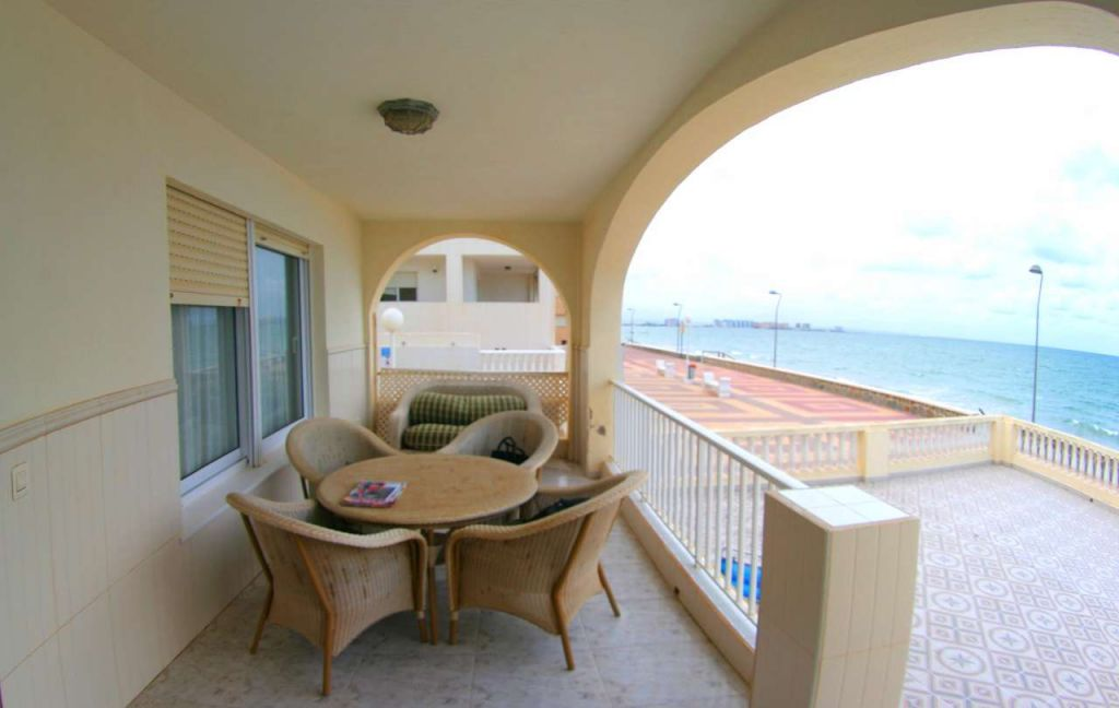 Ref:LM12 Town house For Sale in La Manga Del Mar Menor