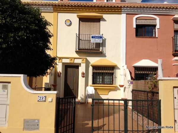 Ref:MVRSMART27 Town house For Sale in Roda