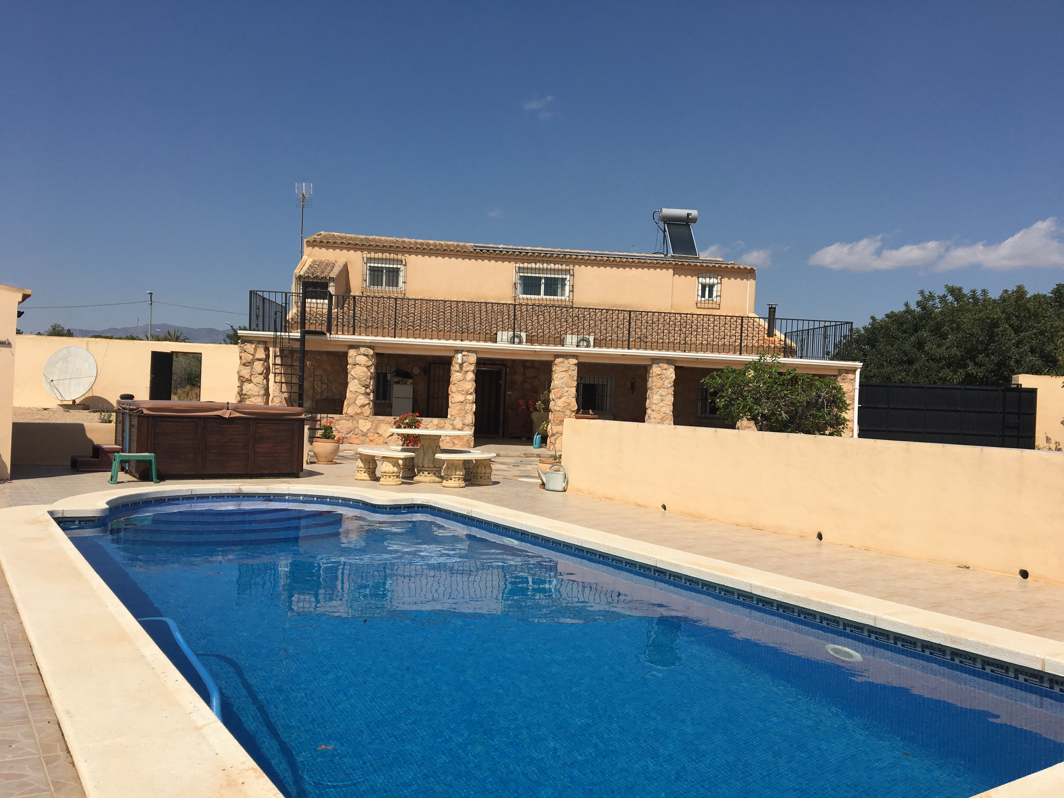 Ref:VALLA 01 country house For Sale in Valladolises