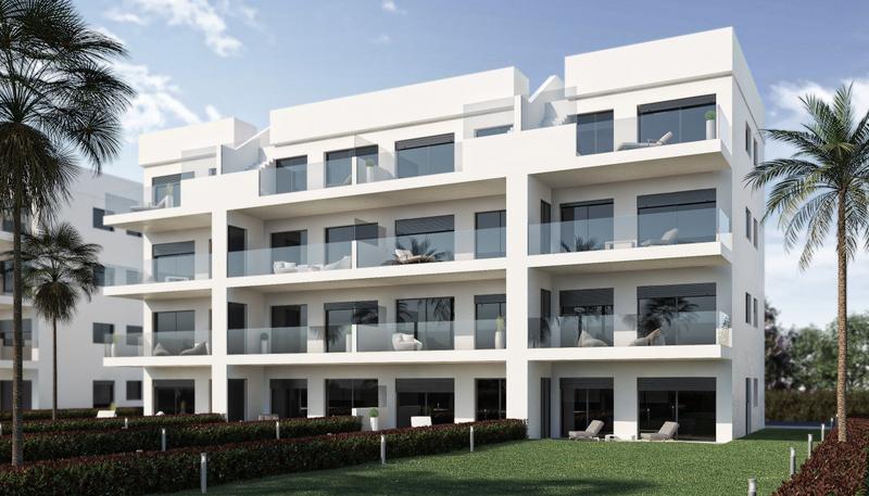 Ref:MIRADOR Apartment For Sale in Alhama De Murcia