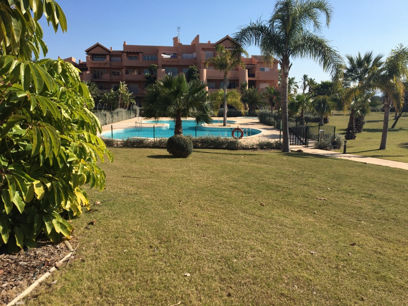 Ref:MMS11 Apartment For Sale in Mar Menor Golf Resort