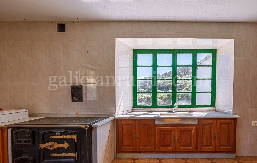 Casa rústica en venta en Mondoñedo