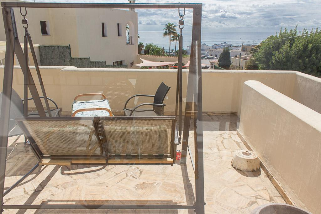 Villa for sale in Mojacar, with sea views.  Located in the