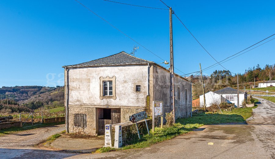 Casa rústica en venta en A Fonsagrada